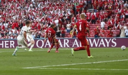 Grupa B: Asistencija i gol De Brujnea za osminu finala