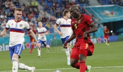 Grupa B: Belgija ubedljiva protiv Rusije