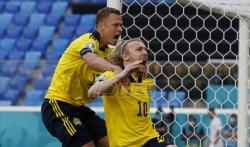 Grupa E: Švedska sa penala pobedila Slovačku (VIDEO)