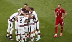 Grupa F: Portugal u finišu srušio Madjarsku, novi rekord Ronalda