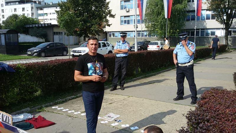 Protesti u Banjaluci i Sarajevu: Pravda za Davida i Dženana