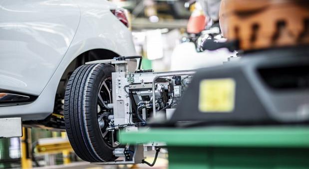 Grupa Renault i Google Cloud sklopili partnerstvo