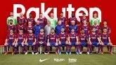 Grupna fotografija Barselone predmet podsmeha u Španiji FOTO