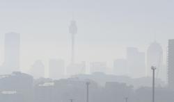 Gust dim ponovo prekrio Sidnej