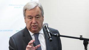 Gutereš: SZO od ključne važnosti, mora imati podršku u borbi protiv pandemije