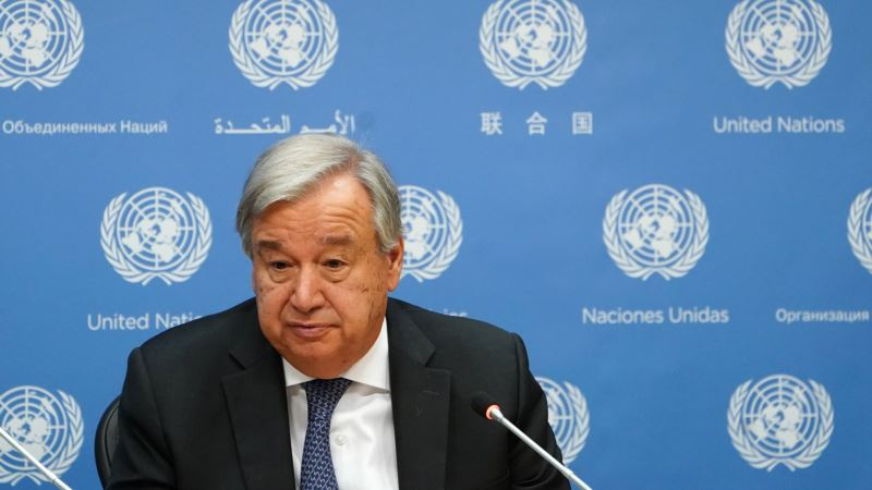 Gutereš: Sada ne postoji podrška ponovnom uvođenju sanckija Iranu