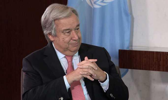 Gutereš se nada konstruktivnoj poruci Trampa u UN