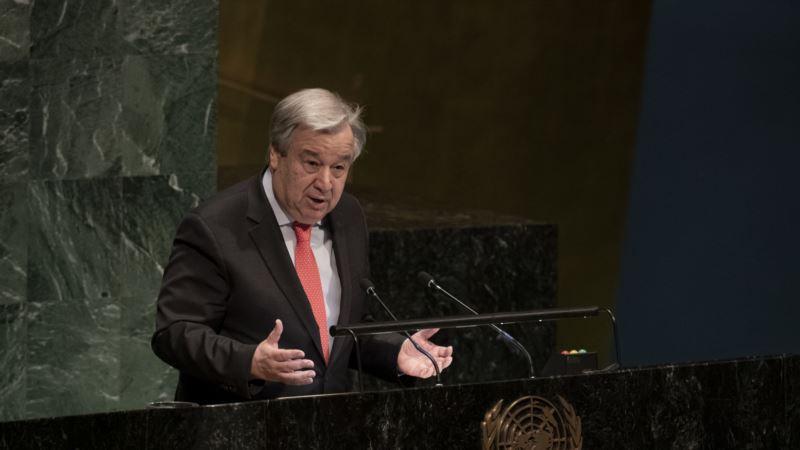 Guterres pozvao na formiranje nezavisne istrage o napadu na tankere