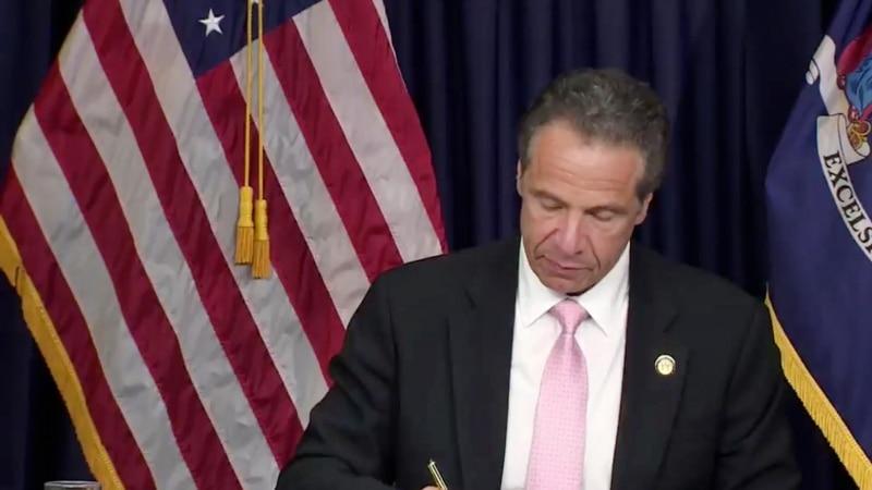 Guverner Njujorka, optužen za seksualno uznemiravanje, traži nezavisnu istragu
