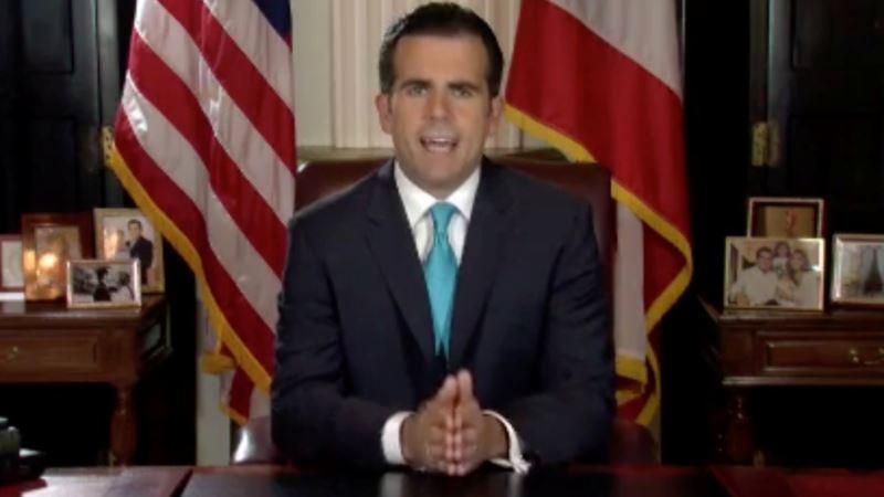 Guverner Portorika podlegao pritisku i podneo ostavku