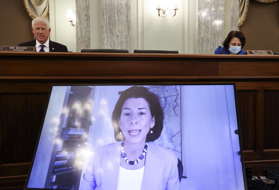 Guvernerka Roud Ajlenda nova sekretarka za trgovinu SAD