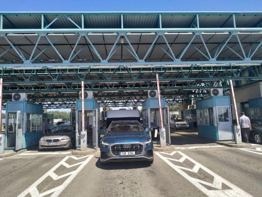 Gužve na Horgošu, policija preusmerava saobraćaj ka Kelebiji