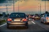 Gužve na granicama, putnička vozila čekaju dva sata na Horgošu