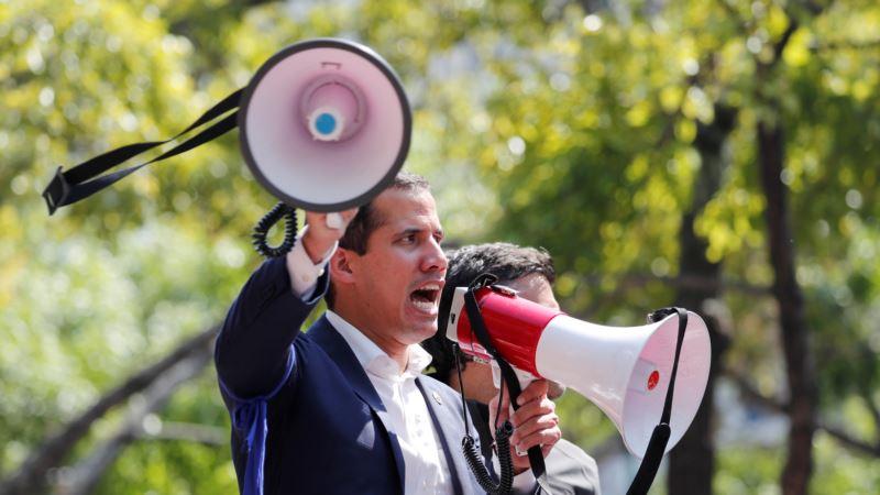 Gvaido pozvao na proteste protiv vlasti Venecuele 10. marta
