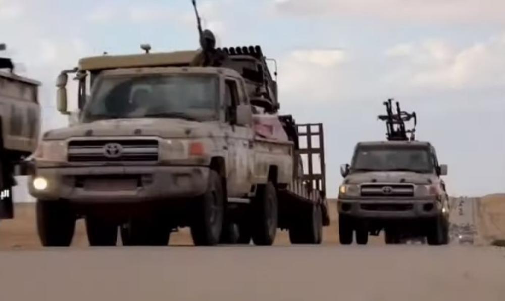 HAFTAROVE SNAGE PRED TRIPOLIJEM: Vojska moćnog libijskog generala napada prestonicu iz 3 pravca, pao aerodrom, pitanje vremena kada će ući! (VIDEO)