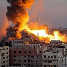 HAMAS SPREMAN ZA PREKID VATRE: Danas je bilo pakleno, 160 aviona 40 minuta bombardovalo Gazu! (VIDEO)