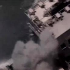 HAMAS UDARIO NA IZRAELCE ČUDNIM ORUŽJEM: Lansira se iz vode, a nije raketa! Ovo su njihove mete (VIDEO)