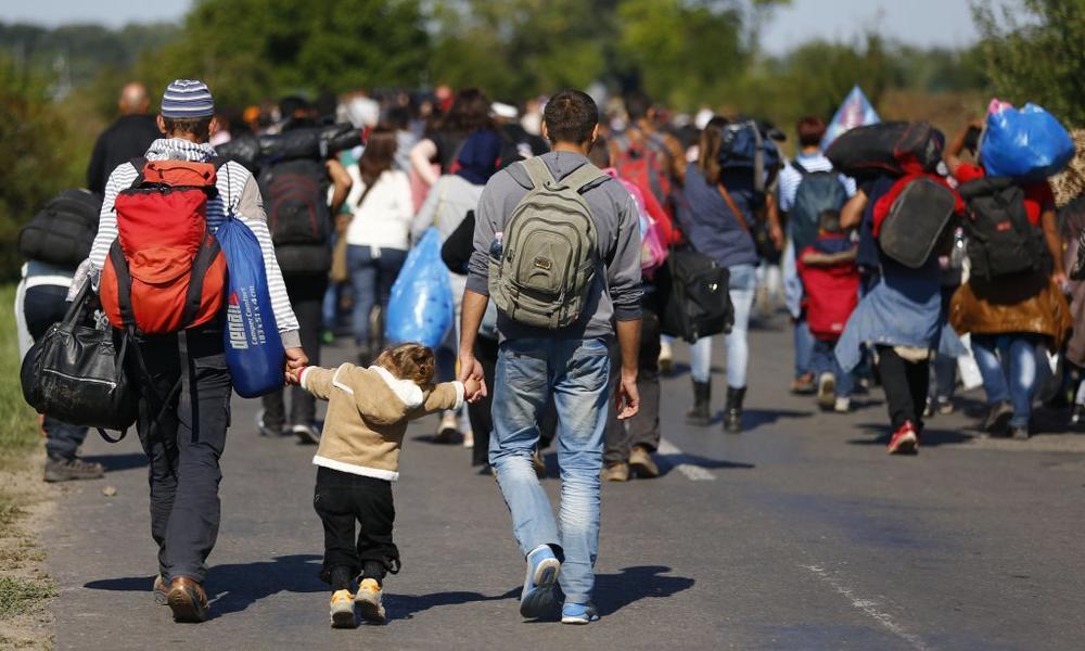 HAOS NA HORGOŠU! 60 MIGRANATA PROBILO OGRADU, POLICIJA PUCALA! Mađari uhapsili 4 ljudi zbog incidenta na granici