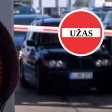 HAOS NA HORGOŠU, SMENA TURISTA NAPRAVILA POMETNJU: Formirane kolone vozila, na ulazak u Mađarsku se čeka ŠEST SATI