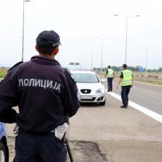 HAOS NA PUTEVIMA SRBIJE: Jedan divljao 250 km/h, dvojica kroz tunel čak 180 km/h! Policija brzo reagovala