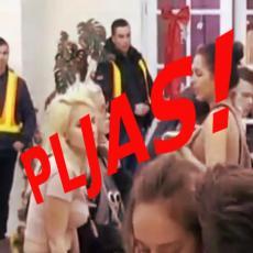 HAOS NA SRPSKU NOVU GODINU! Oćeš da te IZUBIJAM! Pljas - ŠAMARČINA! Ženski FAJT u Zadruzi! (VIDEO)