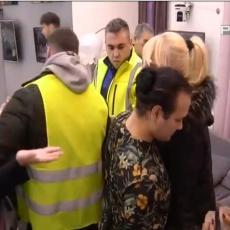 HAOS NE PRESTAJE! Jelena Golubović zaratila sa pola Zadruge! Obezbeđenje nemoćno! (VIDEO)