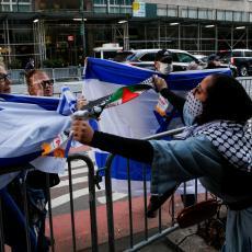 HAOS U EVROPI! Nasilje na ulicama Engleske i Nemačke zbog sukoba u Izraelu - policija RASTERUJE demonstrante (FOTO/VIDEO)