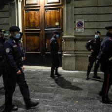 HAOS U ITALIJI! OPSADNO STANJE ZBOG PROTESTA I KORONE: Apel i alarm sa svih strana na Apeninskom poluostrvu