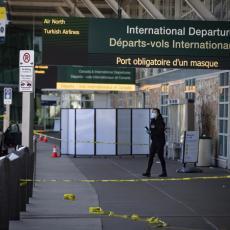 HAOS U KANADI! Pucnjava na aerodromu u Vankuveru, ima mrtvih (FOTO/VIDEO)