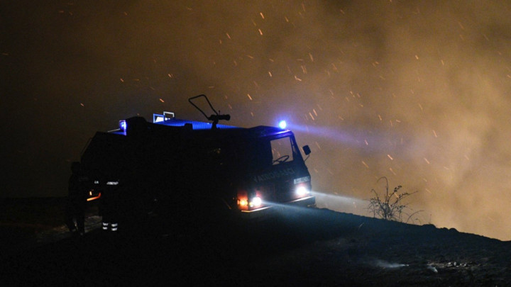 HAOS U PORTUGALU: Oko 1.000 vatrogasaca gasi šumske požare. Neka sela su evakuisana, ima i povređenih (FOTO+VIDEO)