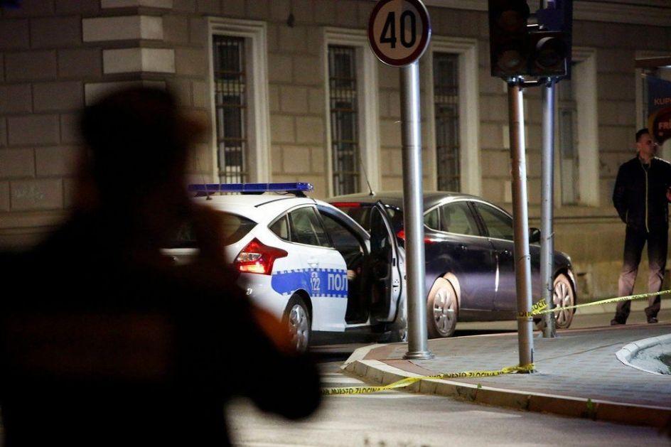 HAOS U SARAJEVU: Policija traga za muškarcem koji je bacio bombu i pobegao