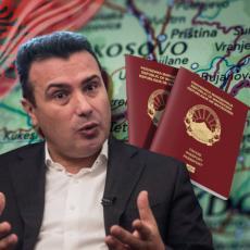 HAOS U SEVERNOJ MAKEDONIJI Albanci traže etničke lične karte, evo šta se krije iza toga i zašto je to opasan potez