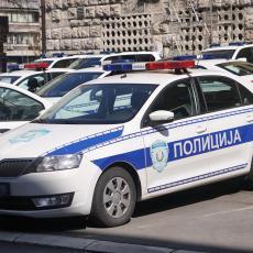 HAOS U ŽARKOVU: Pesnicom udario u glavu devojku pa nožem nasrnuo na roditelje s decom, policija uhapsila osumnjičenog