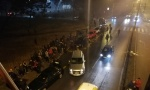 HAOS u Podgorici: Policija bacila SUZAVAC I ŠOK BOMBE na mladiće koji su oslikali mural na Zlatici, okupljeni UZVRATILI KAMENICAMA, preti opasnost od sukoba!
