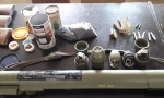 HAPŠENjE U PETROVCU: U stanu krio arsenal oružja  (FOTO)