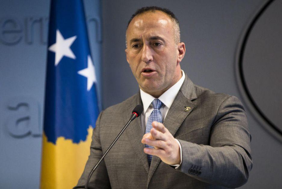 HARADINAJ SE PONADAO PRIZNANJU LAŽNE DRŽAVE KOSOVO: Isplivali detalji bruke kako je naseo na dogovor sa lažnim Porošenkom! (VIDEO)