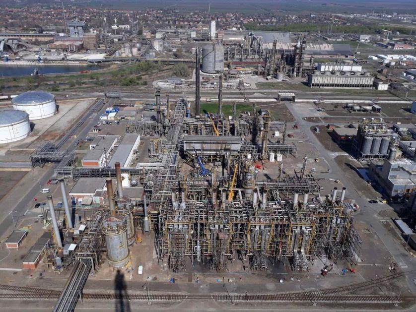 HIP-Petrohemija ulazi u proces pokretanja proizvodnje