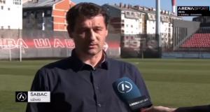 HIT IZJAVA: Trener Mačve nasmejao sve ljubitelje fudbala! (VIDEO)