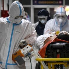 HITAN APEL SA BANJICE: Narode, pomozite nam! Ne idite na ŽURKE i SLAVLJA! Kovid bolnice su preopteretile zdravstvo