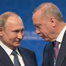 HITAN TELEFONSKI RAZGOVOR: Putin i Erdogan razmenili reči o situaciji u Gazi, Ankara iznela opasan zahtev
