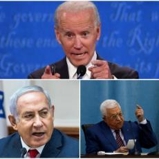 HITAN TELEFONSKI RAZGVOR: Bajden prvi put sa palestinskim predsednikom, pre toga razmenio stavove sa Netanjahuom