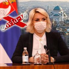 HITNO OBRAĆANJE DR KISIĆ: Posle njenih reči o situaciji sa koronom u Srbiji nastao je MUK