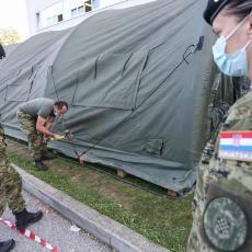 HITNO UVEDENI BRZI TESTOVI NA KORONU: U Zagrebu laboratorije zagušene velikim brojem testiranja  (FOTO)
