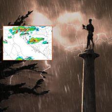 HLADAN TALAS SE STUŠTIO KA SRBIJI! Večeras će našu zemlju zahvatiti veliko NEVREME - meteorolozi pojasnili DO KADA ĆE TRAJATI (FOTO)
