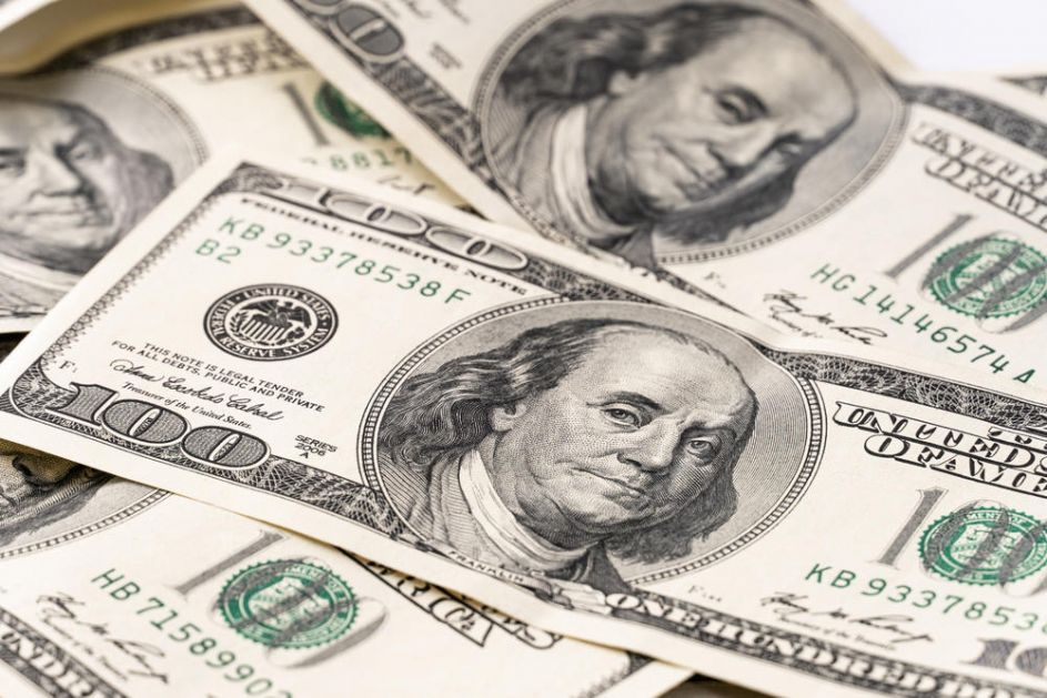HLADAN TUŠ: Dolar ispod dvomesečnog minimuma! Britanska funta ojačala, a evo kakva je situacija na tržištu kriptovaluta