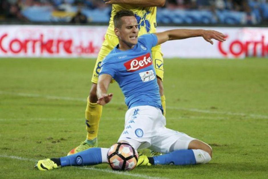 HOĆE U JUVENTUS: Milik želi da ode iz Napolija pre kraja sezone
