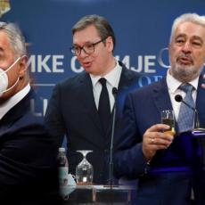 HOĆETE DA VAM KAŽEM ŠTA JE NJIHOV GLAVNI PROBLEM? Predsednik oštro prokomentarisao situaciju u Crnoj Gori - otkrio ŠTA im smeta!