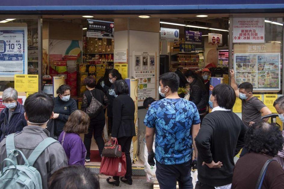 HONGKONG PONOVO POOŠTRIO EPIDEMIOLOŠKE MERE: Opasnost od korone, može da se okupi tek četvoro ljudi na jednom mestu