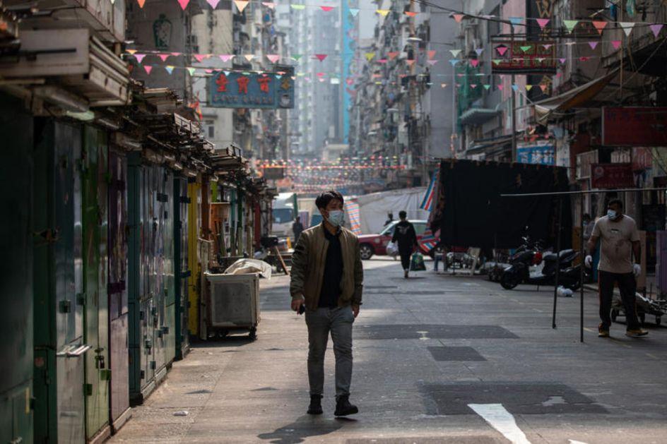 HONGKONG PRVI PUT UVODI LOKDAUN: Ko nema negativan test na koronu, ne sme da izađe napolje