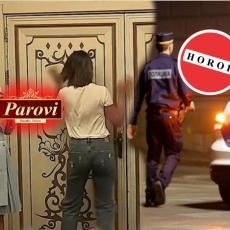 HOROR: Imala PIŠTOLJ - policija ULETELA u Parove, UHAPSILA je! Umalo da je UBIJE zbog PRELJUBE